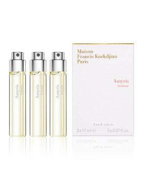 Amyris Homme Spray, 3 Refills, 0.37 oz. each - Maison Francis Kurkdjian