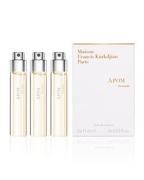 Apom Homme Spray, 3 Refills, 0.37 oz. each - Maison Francis Kurkdjian