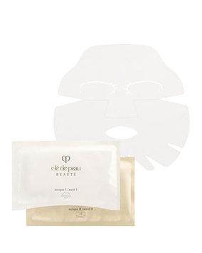 Cle de Peau Beaute Intensive Brightening Mask Set