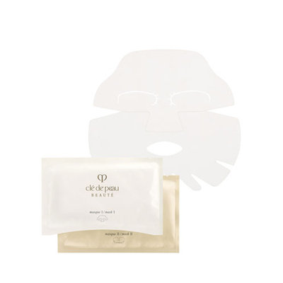 Clé de Peau Beauté Intensive Brightening Mask Set