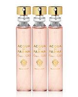 Acqua Di Parma Rosa Nobile Leather Purse Spray Refills 3x20ml