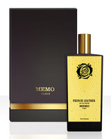 Memo Fragrances French Leather Eau de Parfum Spray, 75 mL