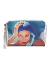 Charlotte Tilbury Limited Edition Jerry Hall 'On Call' Makeup Bag - Charlotte Tilbury x Norman Parkinson Collection