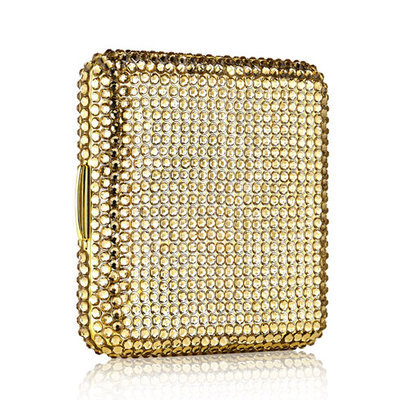 Estée Lauder Limited Edition Golden Nights Powder Compact