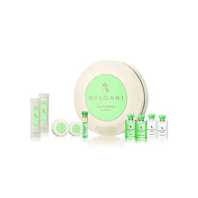 Bvlgari Eau Parfumee Au The Vert Guest Collection Box