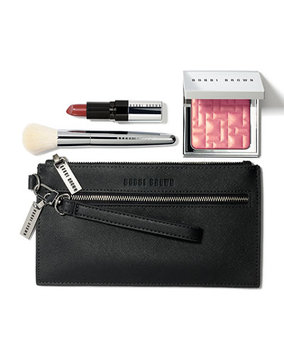 Bobbi Brown Naked Pink Makeup Collection