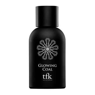 Glowing Coal Eau de Parfum, 100 mL - The Fragrance Kitchen