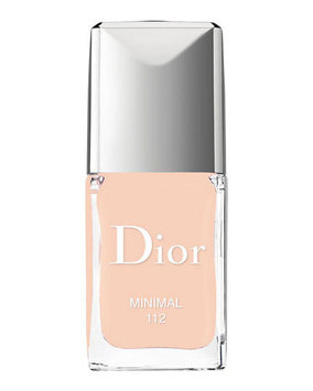 Christian Dior Dior 'Vernis' Gel Shine & Long Wear Nail Lacquer - 112 Minimal