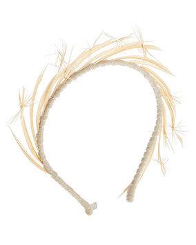 Gigi Burris Lyra Feather Headband