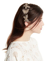 Jennifer Behr Triple Mariposa Hair Comb Barrette
