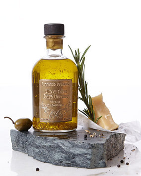 Fernando Pensato Olive Oil with 18-kt. Gold Flakes