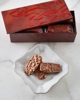 Winter Bateau de Macadamia Cookies - Yoku Moku