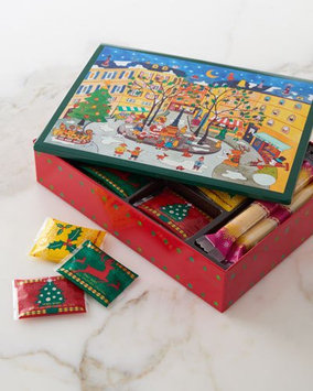 Yoku Moku Holiday Cinq Delices, Multi Colors