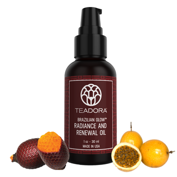 Teadora Brazilian Glow Radiance and Renewal Oil