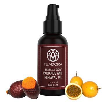 Teadora Brazilian Glow Radiance and Renewal Oil