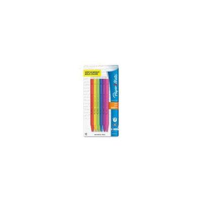 Paper Mate Sharpwriter Colors Mechanical Pencil, 0.7mm, Dozen