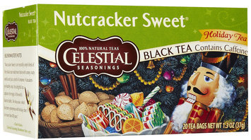 Celestial Seasonings® Nutcracker Sweet Black Tea