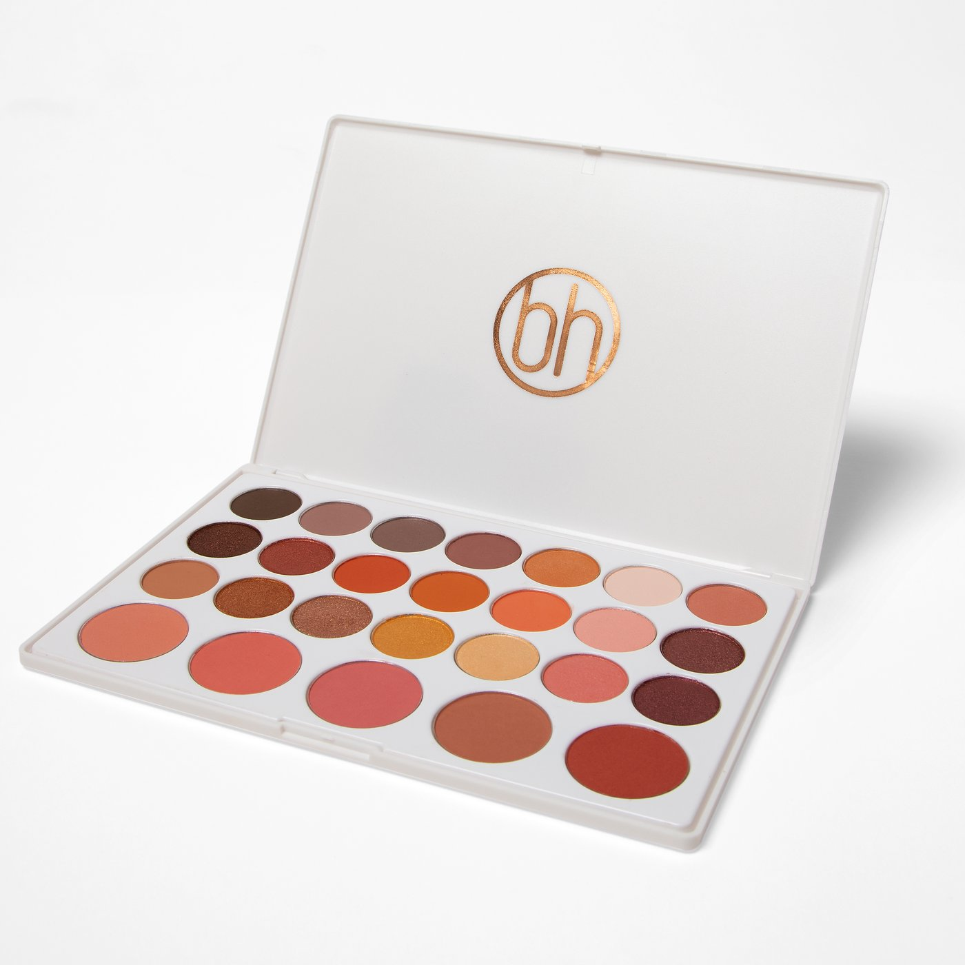 BH Cosmetics Nouveau Neutrals 26 Color Shadow & Blush Palette