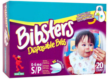 Bibsters Small - 20 ct