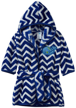 Neat Solutions Whale Hooded Fleece Bath Robe