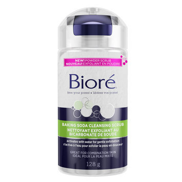 Bioré® Baking Soda Cleansing Scrub