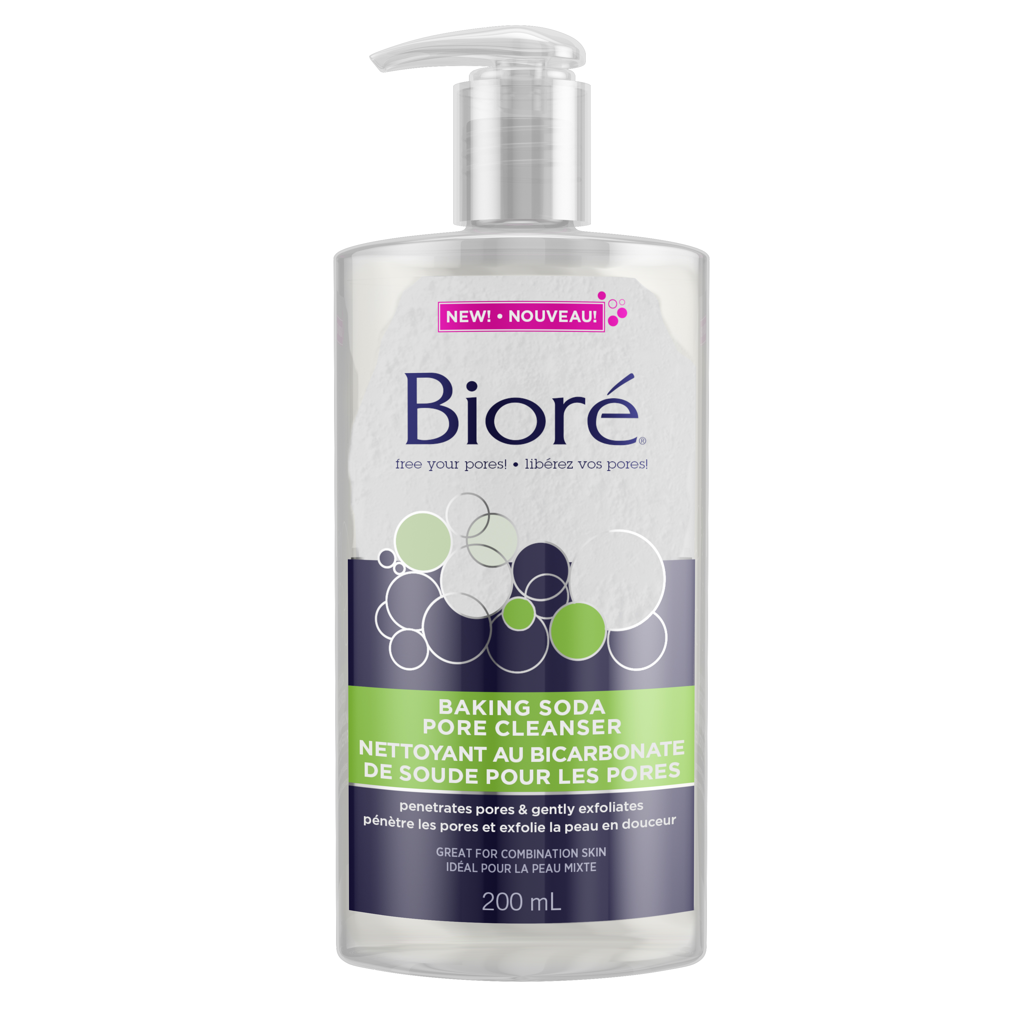 Bioré® Baking Soda Pore Cleanser