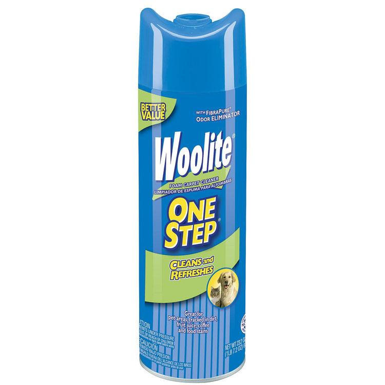 Woolite One Step Foam Carpet Cleaner Carpet Vidalondon