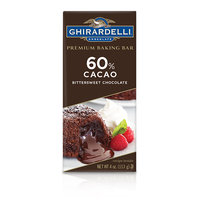 Ghirardelli Bittersweet Chocolate 60% Cacao Baking Bar
