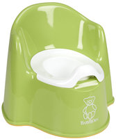 Baby Bjorn Potty Chair in Green