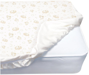 Serta Perfect Balance Deluxe Crib Mattress Pad - White