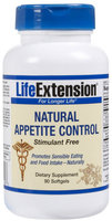 Life Extension Natural Appetite Control Softgels, 90 ct