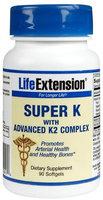 Life Extension Super K w/ Advanced K2 Complex Softgels
