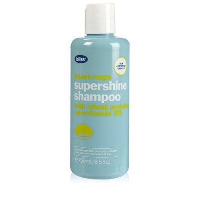 Baby's Bliss Bliss Lemon + Sage Supershine Shampoo- 8.5 oz.