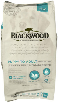 Blackwood 15 lb. Grain Free Special Diet Dog Food (BWFE7000 15)