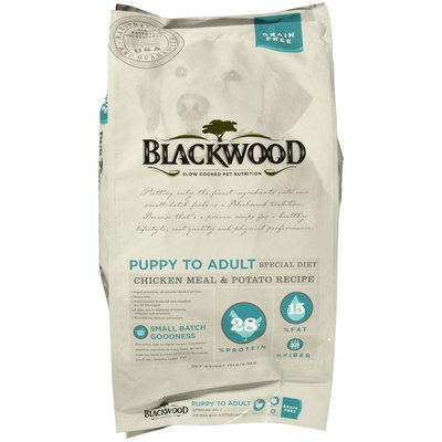 Blackwood 15 lb. Grain Free Special Diet Dog Food (BWFE7000 15)