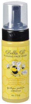 Bella B Foaming Face Wash - 4 oz Bottle