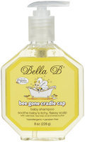 Bella B Bee Gone Cradle Cap Foaming Shampoo - 8 oz- Pump