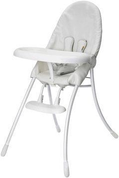bloom nano Urban High Chair in Coconut White
