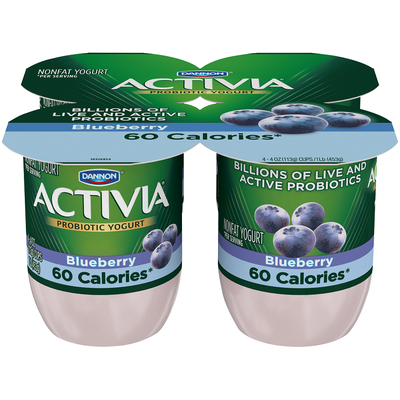 Activia® Light Blueberry Probiotic Yogurt