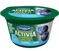Activia® Blueberry Greek Light Yogurt