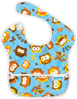 Bumkins SuperBib - Owls - 1 ct.