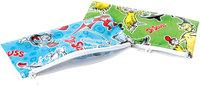 Bumkins Reusable Snack Bag - Small 2 Pk - Seuss