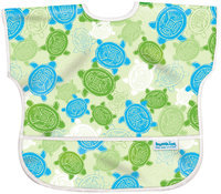 Bumkins Junior Bib - Turtle - 1 ct.