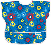 Bumkins Junior Bib - Gears - 1 ct.