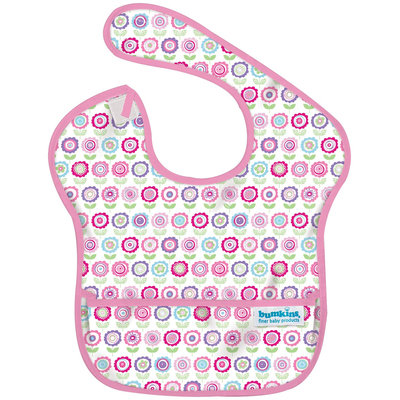 Bumkins SuperBib - Bloom - 1 ct.
