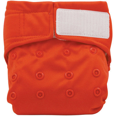 Bumkins Snap in One Cloth Diaper, Hook & Loop Closure