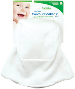 Bumkins Reusable Cloth Diaper Contour Soaker - 1 ct.