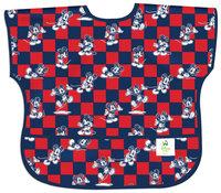 Bumkins Disney Baby Waterproof Junior Bib - Mickey Checkered - 1 ct.