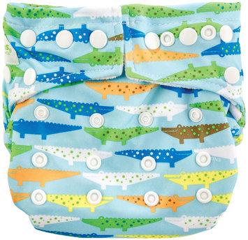 Bumkins Crocs Snap in One Diaper