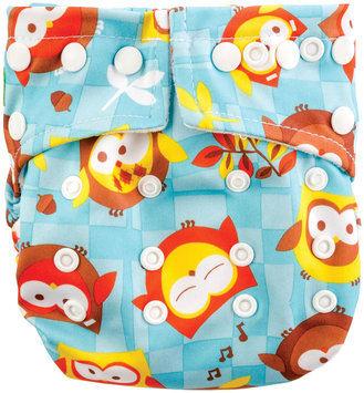 Bumkins Owls Snap in One Diaper